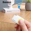 Baseus беспроводной смарт-трекер анти-потеря сигнализации трекер ключ искатель Детская сумка кошелек искатель gps локатор анти-потеря сигнализ...