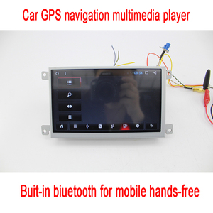Image 5 - Voor Audi A6 A6L 2005 ~ 2011 Auto Android Media Player Systeem Autoradio Radio Stereo Gps Navigatie Multimedia Audio Video