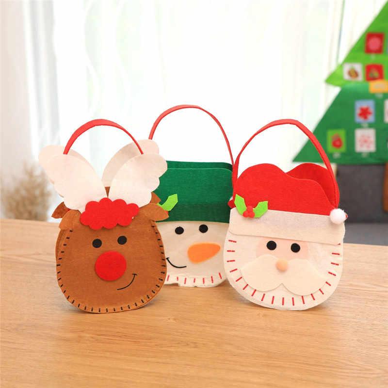 bolsa Santa regalos de calidad Navidad de Claus alta de XwPON8kn0Z