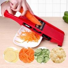 Manual Vegetable Cutter Slicer Carrot Grater Julienne Potato Fruit Kitchen Tool LX-7