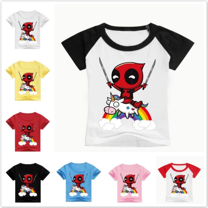 funny-cute-rainbow-unicorn-boys-t-shirt-for-kid-girl-short-sleeve-tshirt-font-b-marvel-b-font-deadpool-print-baby-tee-tops-tee-cosplay-costume