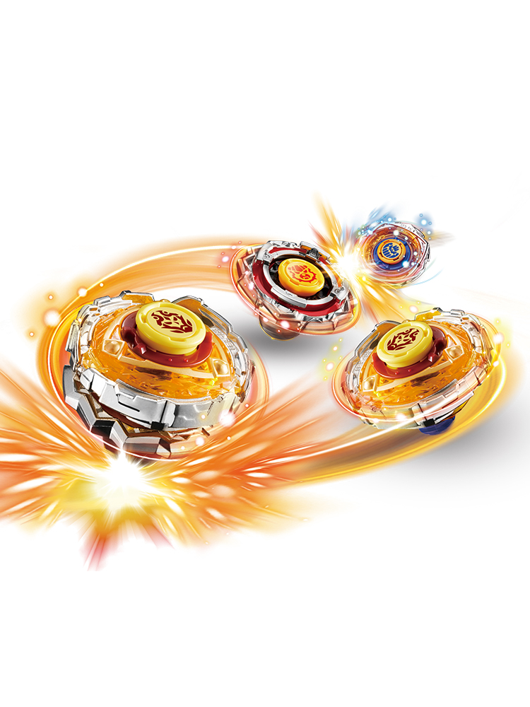 Kids Toys Beyblade-Toy Gyro Battle-Set Launcher Spinning-Top Transforming Split-Arena
