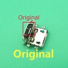 100 Pcs Voor Leagoo T5 MT6750T MTK6753 T5C M8 M8 Pro Shark 1 Usb poort Opladen Base Plug Connector Socket power Plug Vervanging