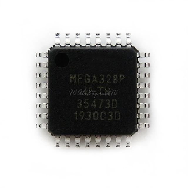ATMEGA328P AU ATMEGA328P, 1 unids/lote, ATMEGA328P U, disponible