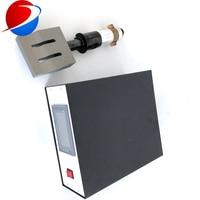 ماكينة لحام بالموجات فوق الصوتيّة الداعم مع مولد 2000 واط 20 كيلو هرتز بالموجات فوق الصوتية لحام الداعم مولد للبلاستيك والمعادن لحام-في أجزاء آلة تنظيف بالموجات فوق الصوتية من الأجهزة المنزلية على