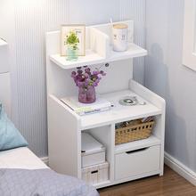 Простой прикроватный столик полка прикроватный шкаф для хранения маленький простой прикроватный шкаф для хранения в спальню Многофункциональный