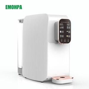 Image 4 - 2020 bureau filtre à eau purificateur distributeur écran tactile contrôle pour miel eau lait thé eau bouillante