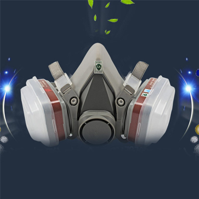 7 IN 1 6200 Gas Mask  Vapor Respirator Filter Cartridge For 6200 Gas Mask Drop Shipping