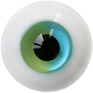 [wamami] 6mm 8mm 10mm 12mm 14mm 16mm 18mm 20mm 22mm 24mm Green Glass Eyes Eyeball BJD Doll Dollfie Reborn Making Crafts
