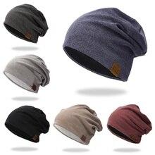 Зимняя Спортивная Кепка для бега, пешего туризма, шапочки, кепка s, легкая, тепловая, эластичная, трикотажная, хлопковая, ветрозащитная, теплая шапка