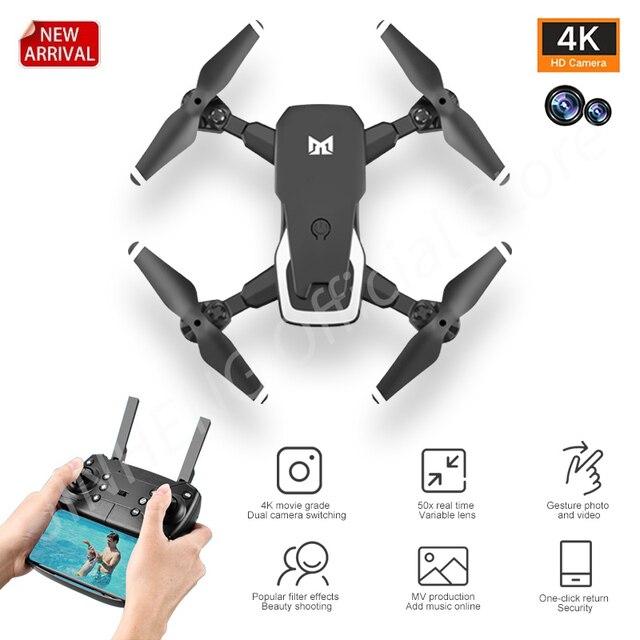 JINHENG RC Drone 4K HD Dual Camera 1