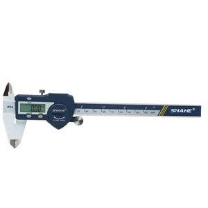 Image 3 - 沙河IP54 防水デジタルノギスmessschieber電子デジタルノギス 0 〜 150 ミリメートルpaquimetroデジタル