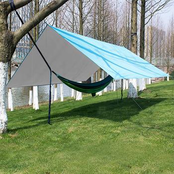 Refugio solar impermeable para exteriores, estera de Picnic portátil, resistente, duradera, dosel...