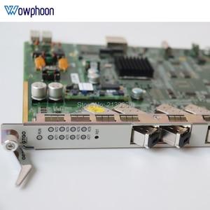 Image 3 - Original ZTE GTGO 8 ports service board with 8pcs B+ C+ C++ SFP Modules for ZTE ZXA10 GPON OLT C300 C320 GTGO business board