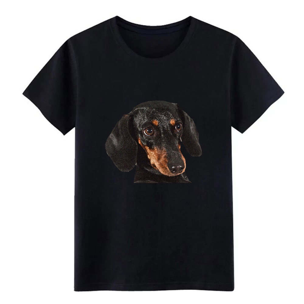 Dachshund    T Shirt Men Designer 100% Cotton Euro Size S-3xl Costume Fitness Humor Summer Leisure Shirt