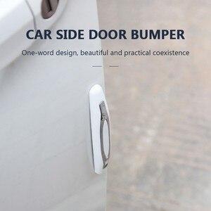 Image 3 - 4 Uds. Pegatinas universales ProtectorCar para puerta de coche, tira anticolisión, protección de puerta de coche, accesorios antiarañazos, anticolisión