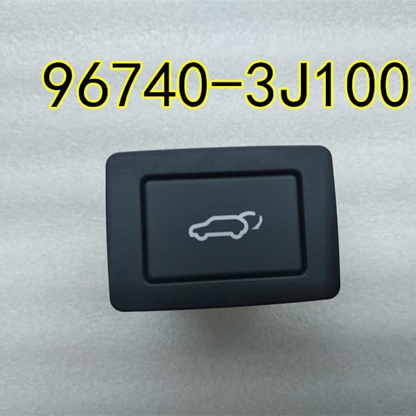 FOR Hyundai Santa Fe DM 2016 Ix55 09.08 Veracruz 07-12Tail Gate Tailgate Trunk Hatch Switch OEM 967403J100