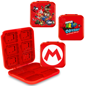 Image 5 - 2020 Newest Nintend Switch 16 Game Card Case Nintendoswitch Discs Bag Portable Box Cover for Nintendo Switch Game Accessories