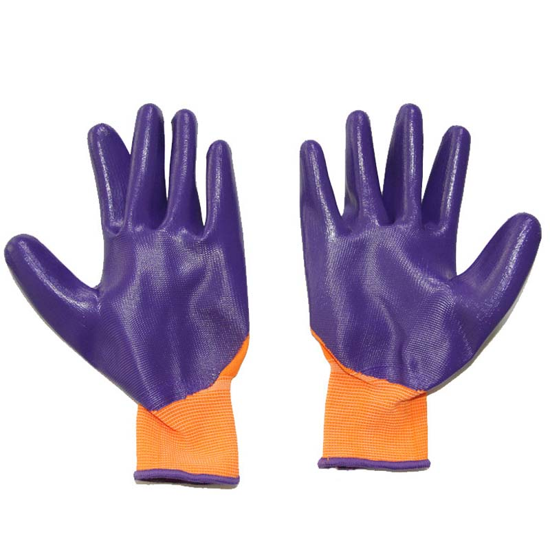 Non-slip Wear-resistant Electric Welding Work Gloves Riding Breathable Protective Gloves