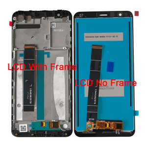 Image 4 - Оригинальный ЖК экран 5,7 дюйма M & Sen для Asus Zenfone Max Plus M1 ZB570TL X018DC + дигитайзер сенсорной панели с рамкой ZB570TL