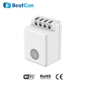 Image 1 - BroadLink BestCon MCB1 Smart Wi Fi Remote Switch Wireless Control Timer Box Interruptor 2500W With Alexa Google Assistant