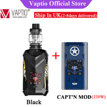 Ship From UK! Original Vaptio Super Cape Kit E-cig