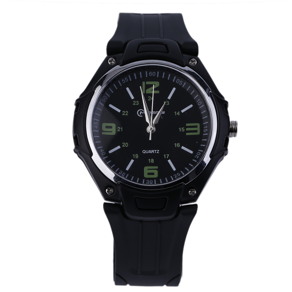 Fashion Waterproof 30M LED Watches Quartz Digital Electronic Watch  Wristwatch Multi-color Round Wristwatch Jelly Watch