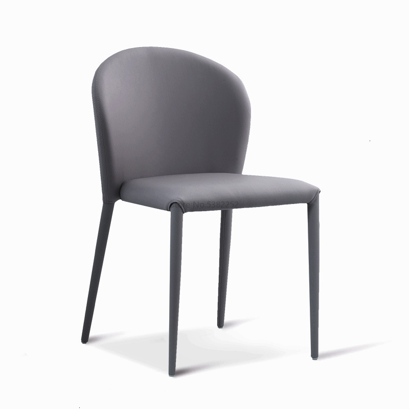 Nordic Fashion Chair Simple Modern Chair Designer Negotiate Chair Dining Chair Personalized Creative Restaurant
