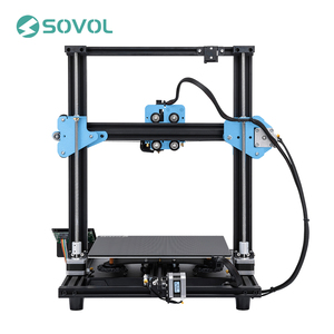 Image 3 - Sovol SV01 3Dプリンタ直接ドライブ押出機280*240*300ミリメートルmeanwell電源95% 事前組み立てimprimante impresora 3D
