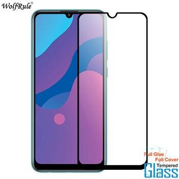 Перейти на Алиэкспресс и купить 2 шт Защита экрана для Huawei Honor 9A стекло X10 Max 9C 9S Закаленное стекло Защитная пленка для телефона для Huawei P Smart 2019 2020