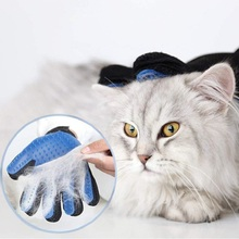 Cat Grooming Glove For Pet Wool Glove Cat Hair Deshedding Brush For Pet Dog Cleaning Massage Hair Remover Brush For Cats Dog pet hair deshedding dog cat brush comb sticky hair gloves hair fur cleaning for sofa bed clothe pets dogs cats cleaning tools