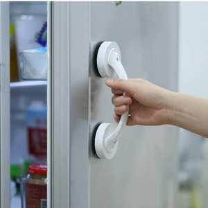 Sicherer Helfen Griff mit Starken Sauger Hand Grip Handlauf Gleichgewicht zu Halten für Schlafzimmer Bad Bad Zubehör 3 Farben