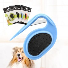 Pet Cat Dog Open Knot Comb Dog Fur Smooth Grooming Comb For Puppy Kitten Pet Cats Bath Shower Cleaning Brush Pet Supplies