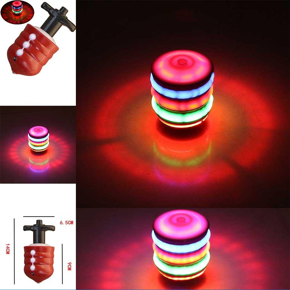 LED Flying Ball Toys For 5-11 Year-Old Kid Boys Electronical Cool Toy Xmas Gifts