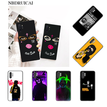 Nbdruicai Gemaskerde Goon Thug Life Tpu Telefoon Case Cover Romp Voor Samsung Note 3 4 5 7 8 9 10 pro A7 2018 A10 A40 A50 A70 J7 2018(China)