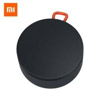 CÓDIGO: JULIO2 (10€-2€) Xiaomi Mi-Altavoz Bluetooth portátil IP67, altavoces inalámbricos de exterior, conexión dual, estéreo, bajos, bulit-in, 2000mAh