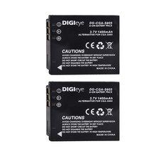 2x cga s005 s005e dmw bcc12 Батарея для цифрового фотоаппарата