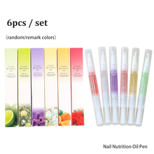 Oil-Pen Revitalizer Nail-Care Anti-Cuticle-Remover Nutrition Strengthening Fast-Delivery