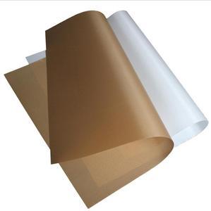 2 tamanhos reutilizáveis não vara cozimento papel de alta temperatura resistente folha pastelaria cozimento oilpaper grill cozimento esteira ferramentas