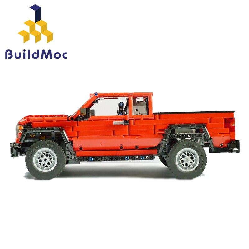 MOC-25520 lego Dacoma 4x4 Redux (2)