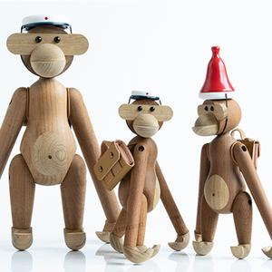 Figurine Animal Ornaments Sculpture Toys Home-Decoration-Accessories Bedroom Wooden Handmade