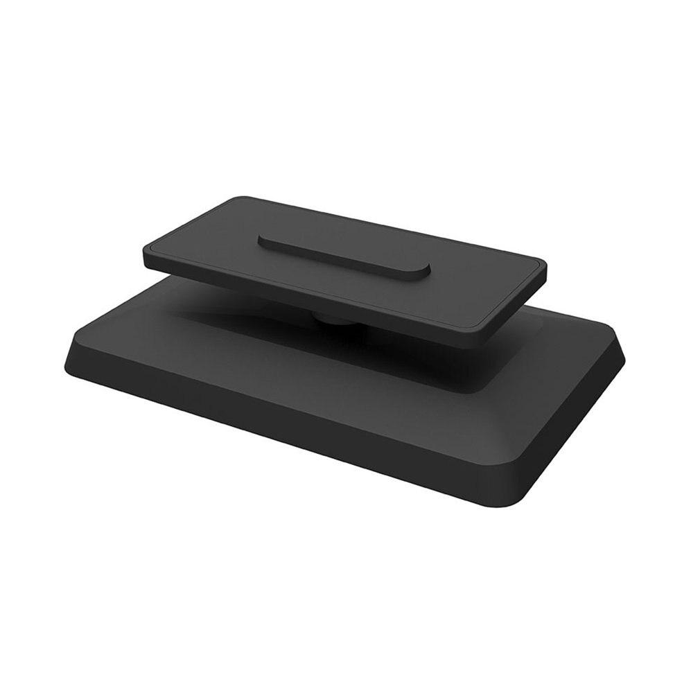 Алюминиевый нескользящий Кронштейн-подставка для Amazon Echo Show 8, регулируемый Поворот на 360 градусов, держатель динамика