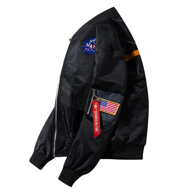 Interstellar Bomber Jacket 3