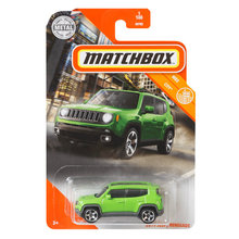 2020 Matchbox Cars 2019 JEEP RENEGADE 1/64 Metal Diecast Collection Alloy Model Car Toys