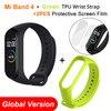 MiBand4 N GreenStrap