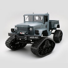 Off-Road Military Truck 4WD 2.4G APP WIFI Control Truck LED Lights Racing Drift Off-road Vehicle 720P HD Camera FPV Rock Crawler