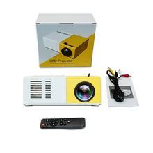 Портативный проектор 3d hd светодиодный домашний кинотеатр 1080p