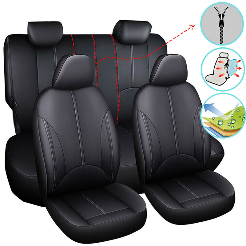 Car Seat Cover Universal Auto Accessories for <font><b>Infiniti</b></font> Q50 <font><b>Q70</b></font> Q70l Qx30 Qx60 Isuzu D-max Rodeo 2013 <font><b>2014</b></font> 2015 2016 2017 2018 image