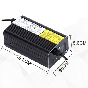 Image 2 - YZPOWER Otomatik Durdurma 84 V 4A 3.5A 3A Lityum pil şarj cihazı 72 V Li Ion Lipo Pil Paketi Ebike E bisiklet akıllı şarj cihazı