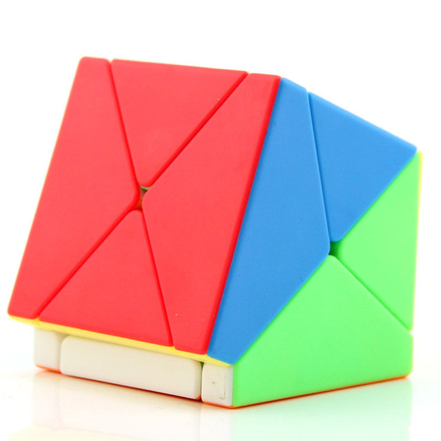 Moyu Fisher Skew Cube X-cube 3x3x3 Cubo Magico Puzzles For Adults Games Education Toy Antistress Toys For Children Strange Shape 5